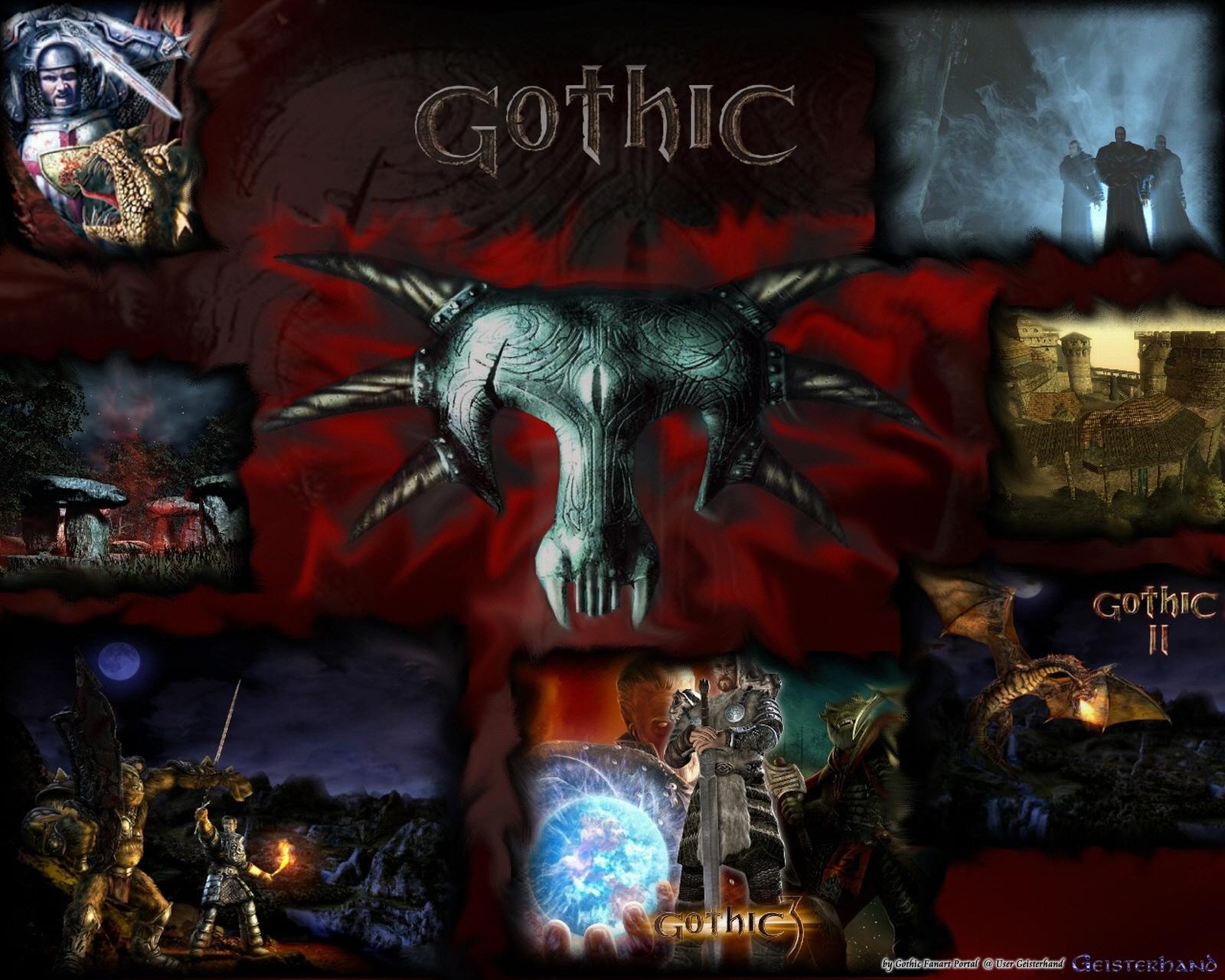 Gothic 2 wallpaper - Gothic adventskalender ...