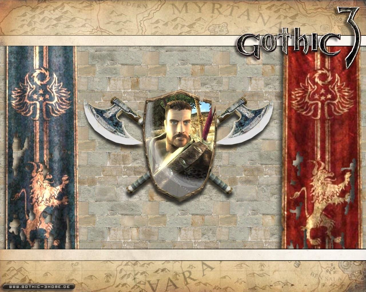 Gothic 3 wallpaper - Gothic adventskalender ...